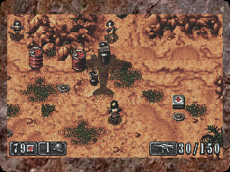 Thumbnail 1 for Medal of Honor: Infiltrator GBA Frame